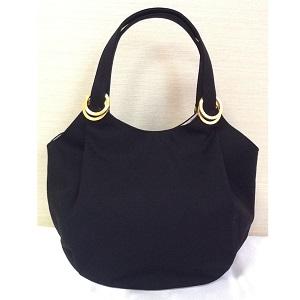 アイキャッチ_ふろしきぶるバッグ帆布 M黒
